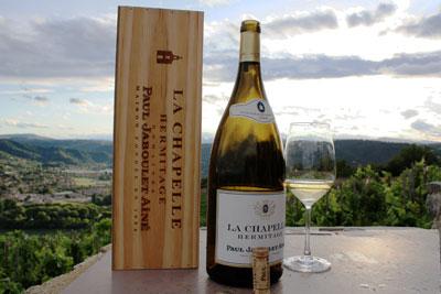 degustation vin cotes du rhone Ardèche