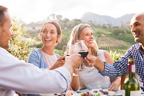 organisation événement vin